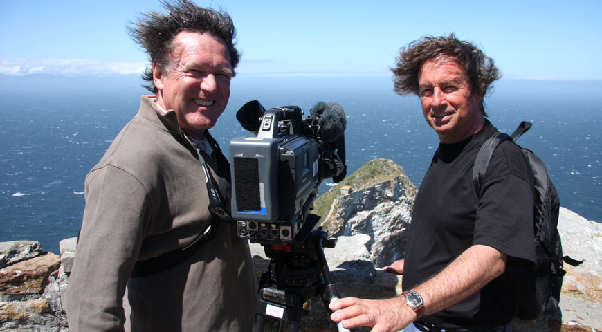 DP Dominique Gentil and Director Michael Wilson